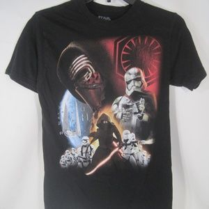Kylo Ren and The First Order Men's Small T-Shirt